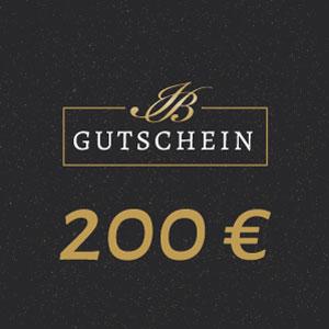inessa gutschein fuer 200 euro