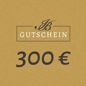 inessa gutschein fuer 300 euro