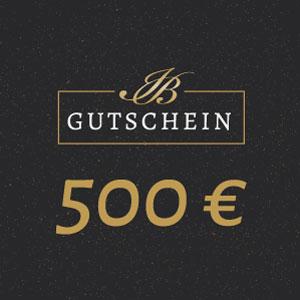 inessa gutschein fuer 500 euro